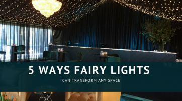 5 ways with fairy lights